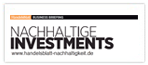 Handelsblatt Business Briefing
